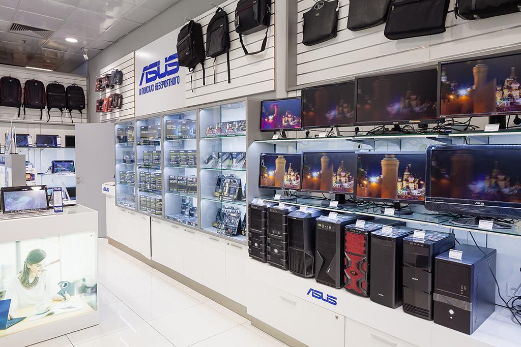 Магазин электроники на новых черемушках